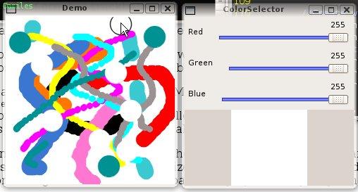 Basic Painter in OpenCV | Damiles Blog